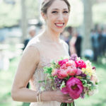 Wedding makeup by Anabelle LaGuardia at Brooklyn Winery