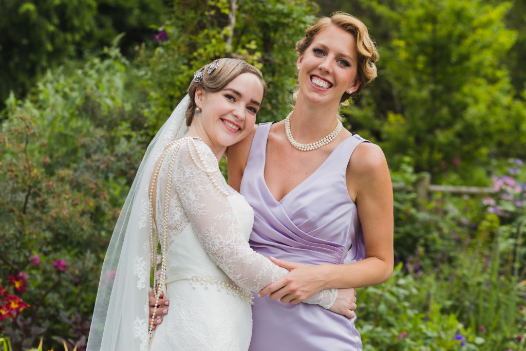 maid of honor wedding makeup by anabelle laguardia