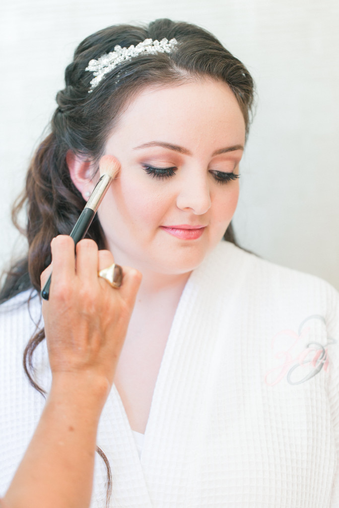 Wedding Makeup At The Essex House Central Park Nyc
