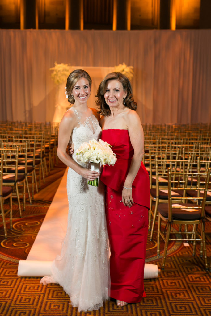 mother and daughter nyc wedding makeup artist