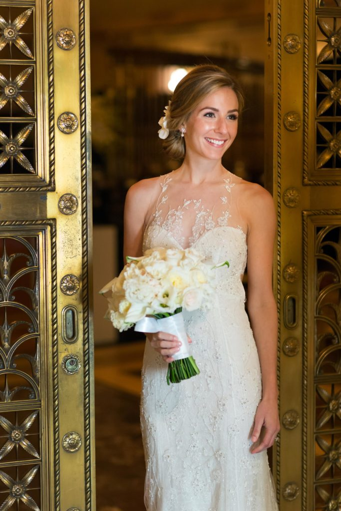 gotham hall bride